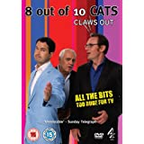 8 Out of 10 Cats: Claws Out  [DVD] [2005]by Jimmy Carr