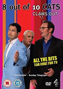 8 Out of 10 Cats: Claws Out  [DVD] [2005]
