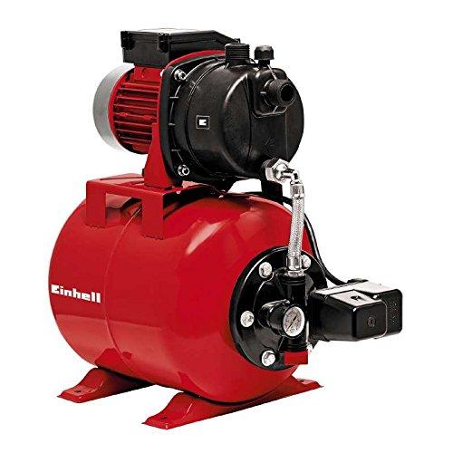 Hauswasserwerk GC-WW 6538 (650 W, 3800 l/h Fördermenge, max. Förderdruck 3,6 bar, Druckschalter, Manometer, 20 l Behälter)