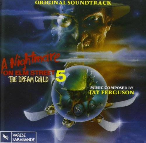A Nightmare on Elm Street, Part 5: The Dream Child By Jay Fergusen,A Nightmare On Elm Street (Related Recordings) (2010-03-05)