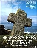 img - for Pierres sacr es de Bretagne t.2 book / textbook / text book