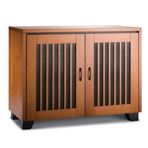 Salamander Designs C/SO323/AC Chameleon Sonoma TV Cabinet (American Cherry)