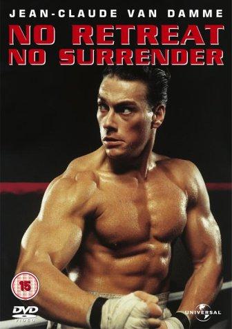 No Retreat No Surrender 1 [DVD]