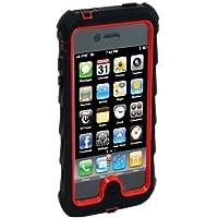 Gumdrop 【iPhone 5用ケース】 Drop Tech シリーズ ブラックレッド DS5G-BLK-RED