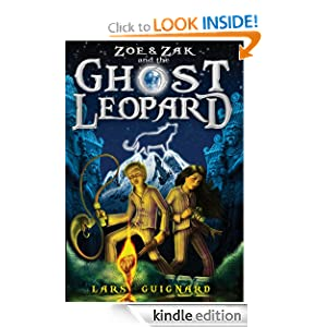 Ghost Leopard (for Harry Potter and Percy Jackson fans #1)