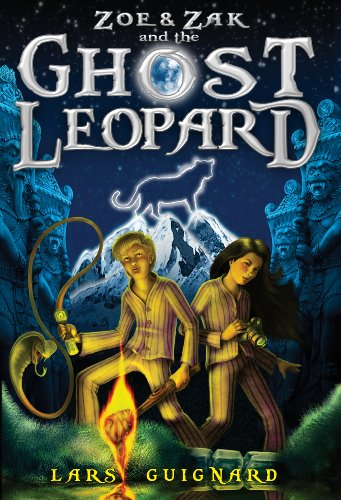 <strong>Kids Corner At Kindle Nation Daily Free YA Book Alert For Wednesday, September 26: 400+ Free Kids Books! All Sponsored by Lars Guignard's <em>Ghost Leopard</em> – 16 out of 17 Rave Reviews!</strong>