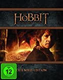 DVD & Blu-ray - Der Hobbit Trilogie - Extended Edition [Blu-ray]