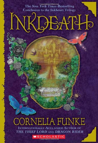 Cover of Inkdeath (Inkheart Trilogy)