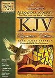 echange, troc King James Version Bible - Signature Edition - Alexander Scourby [Import anglais]
