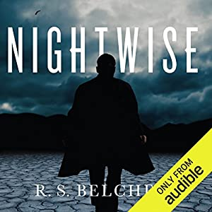 Nightwise Audiobook by R. S. Belcher Narrated by Bronson Pinchot