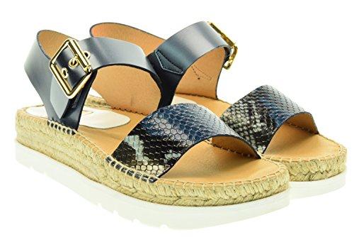 KANNA donna sandali KV5043 Blu 40 Blu