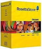 Rosetta Stone Version 3: Italian Level 1, 2, 3, 4 & 5 with Audio Companion (Mac/PC)