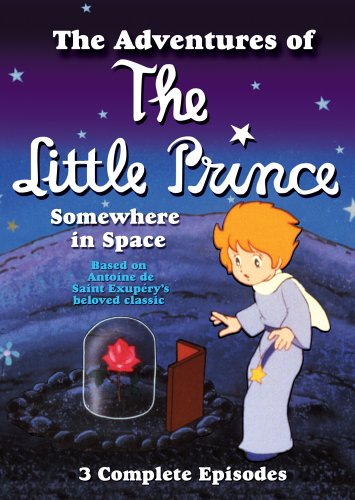 Cover art for  The Adventures of The Little Prince - Somewhere In Space