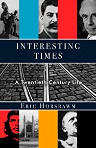 "Cover of ""Interesting Times: A Twentieth-..."