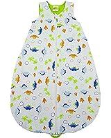 baby kleinkind schlafsack ringelstreifen hellbeige leicht luftig f r w rmere tage 4. Black Bedroom Furniture Sets. Home Design Ideas