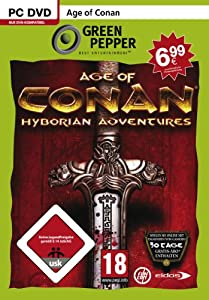 Age of Conan: Hyborian Adventure [Green Pepper]