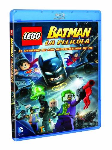 Lego Batman: La Película. El Regreso De Los Superhéroes De DC [Blu-ray]