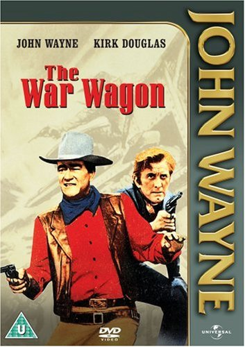 THE WAR WAGON [IMPORT ANGLAIS] (IMPORT) (DVD)