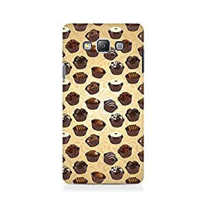 Mobicture Chocolate Cupcake Premium Printed Case For Samsung Grand Prime 5308