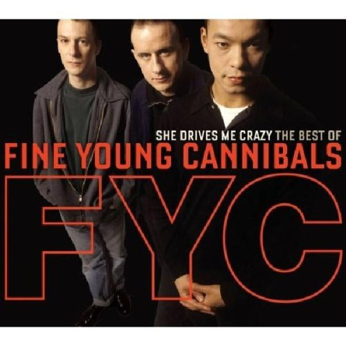 Fine Young Cannibals - She Drives Me Crazy: Best Of - Zortam Music