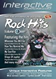 Karaoke Rock Hits - Interactive: Volume 1 [DVD]