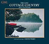 Lang Perfect Timing - Lang 2014 Cottage Country Wall Calendar, January 2014 - December 2014, 13.375 x 24 Inches (1001671)