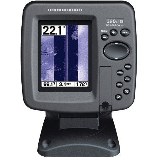Fish finder gps combo humminbird 409380 1 398ci side for Best side imaging fish finder