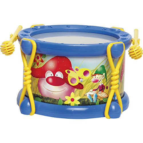 Baby Drum Musical Toy (assorted colors)