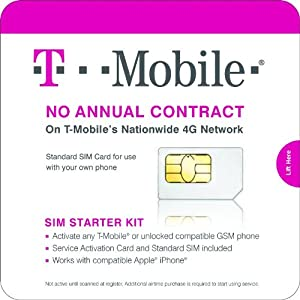 T-Mobile is offering FREE SIM Card Activation Kit with Free Shipping. No Tax. T-Mobile SIM Card Activation Kit FREE T-Mobile Micro SIM Card Activ.