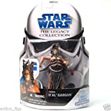 Hasbro Star Wars The Legacy Collection 2008 - Yarna D'Al' Gargan