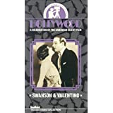 Hollywood: A Celebration of the American Silent Film - Swanson and Valentino [VHS] ~ Gloria Swanson