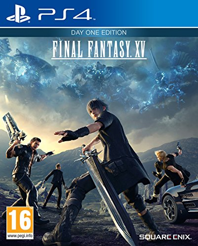 Final Fantasy XV - Day One Edition