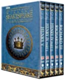 BBC Shakespeare Histories (Henry IV Parts 1 and 2, Henry V, Richard II, Richard III) DVD Giftbox [Import]