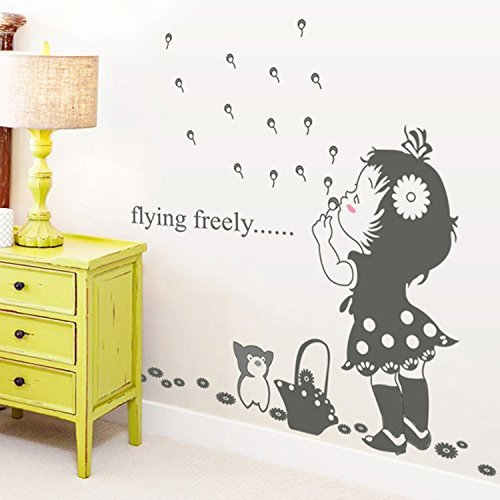 emiracleze-christmas-gift-holiday-shopping-blow-bubbles-girl-removable-mural-wall-stickers-wall-deca