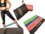 Looped Resistance Bands | Set of 4 No...