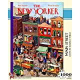 Main Street New Yorker 1000 Pieces Jigsa...