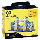 Loz Nano Tower Bridge Model Building Bricks