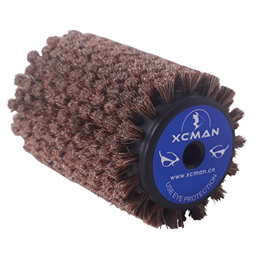 Alpine Nordic Roto Brush For Cross Country Ski Waxing Fits 10mm Hex Shaft 100mm Length (Roto Horsehair Brush) (Roto Brush Kit compare prices)