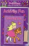 img - for Princess Colour & Activity Fun (Colour & Activity Fun Packs) book / textbook / text book