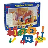 51Z3Mb rKyL. SL160  Lauri Toys Number Express
