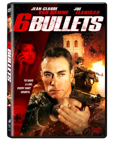 6 Bullets (Directed by Ernie Barbarash) - Veteran mercenary Samson Gaul (Jean-Claude Van Damme) knows that in the heat of battle, every bullet counts. He retired from combat when his actions resulted in the deaths of helpless victims, but now he's the last hope for a desperate father. Mixed Martial Artist, Andrew Fayden (Joe Flanigan, Stargate: Atlantis) knows how to fight, but alone he's unprepared to navigate the corrupt streets of a foreign city to find his kidnapped daughter. Together, these warriors will stop at nothing to tear apart a vile network of criminals that preys upon the innocent.