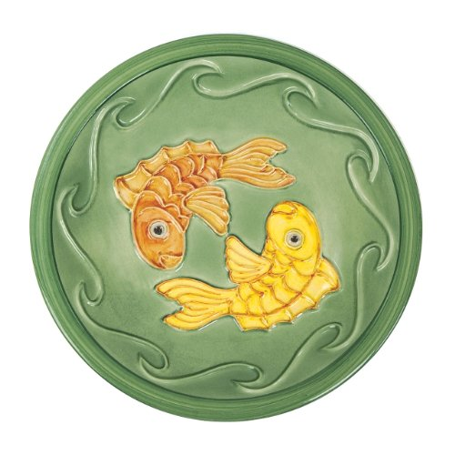 Achla Designs Green Fish Bowl (Discontinued by Manufacturer)