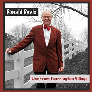 Donald Davis Live from Fearrington Village Speech