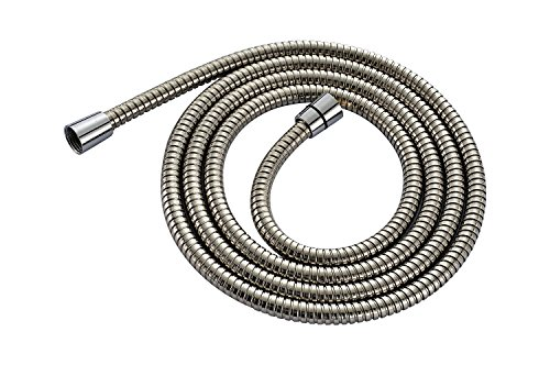xlshower XLSSH8FT Extra Long Stainless Steel Handheld Shower Hose (Shower Head With A Hose compare prices)