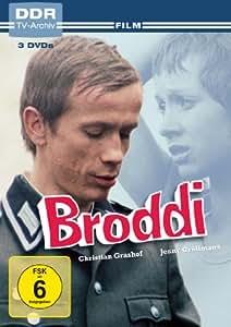 Broddi (inkl. BONUS: Exklusiv für die DVD gedrehtes Interview mit Hauptdarsteller Christian Grashof)[3 DVDs]