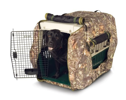 Classic Accessories 60154-SC Heritage Insulated Dog Kennel Jacket, Realtree Max-4 Camo, X-Large (Insulated Kennel compare prices)