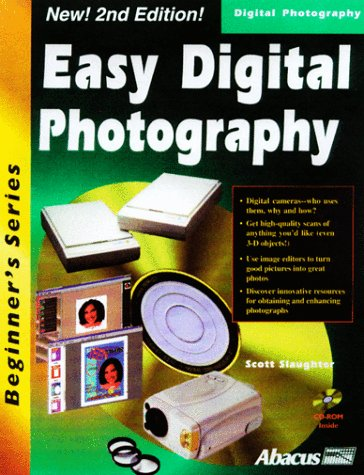 Easy Digital Photography with CDROM