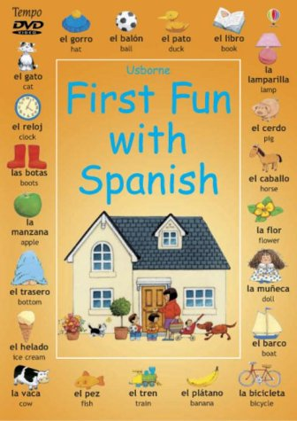 First Fun With Spanish [DVD]