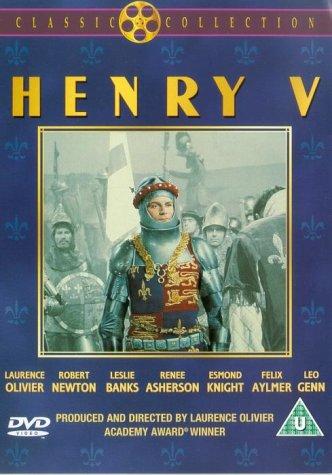 Henry V [DVD] [1944]
