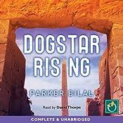Dogstar Rising: Makana Mystery, Book 2 | Parker Bilal